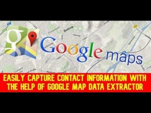 Google Maps Contact Extractor 2.5.3.54 Crack [2021] Free Download