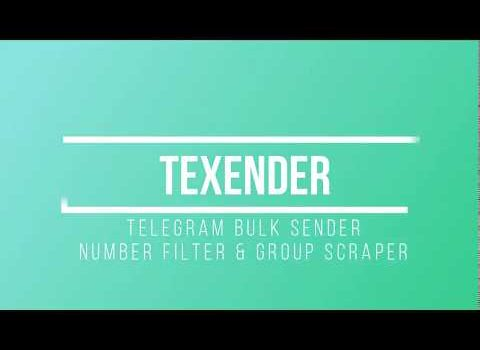 TexSender PRO 4.5 Cracked Software [Latest Version] Free Download